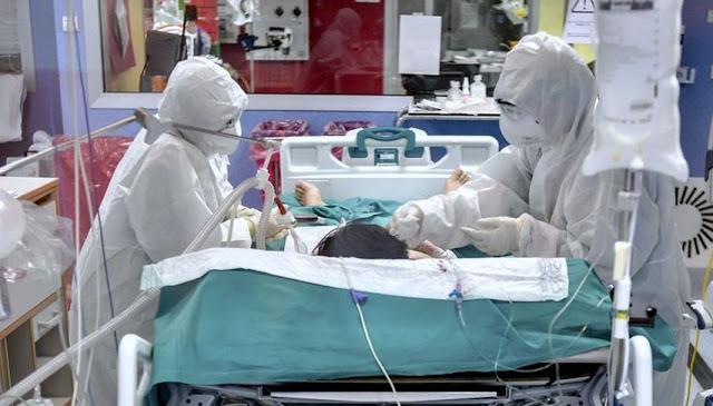 Evolución de la pandemia del coronavirus en Mundo