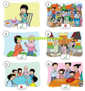 Gambar-gambar tersebut mencerminkan sila Pancasila www.simplenews.me