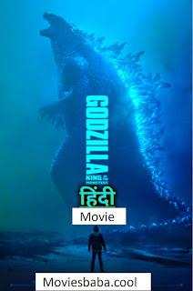 Godzilla: King of the Monsters (2019) Full Movie Dual Audio HEVC WEB-HD 480p