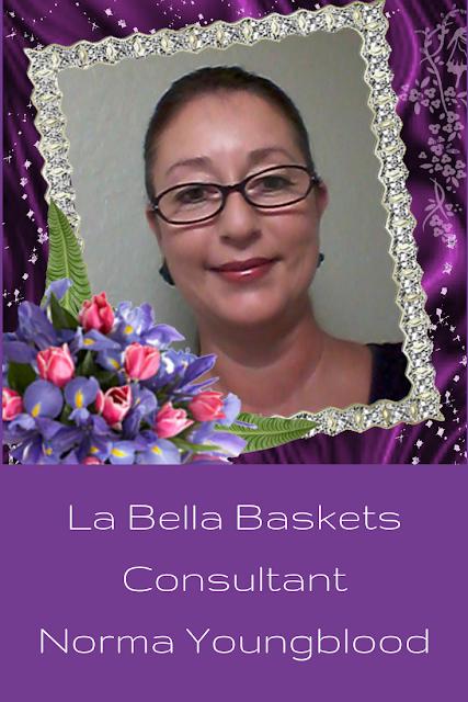 La Bella Baskets Consultant Norma Youngblood