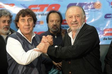 Micheli y Yasky convocaron a un cese de actividades y una marcha a Plaza de Mayo