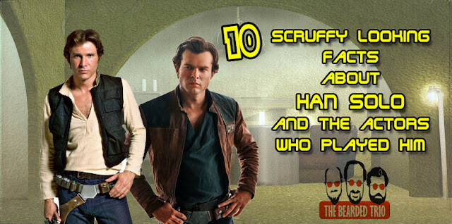 10 facts about han solo