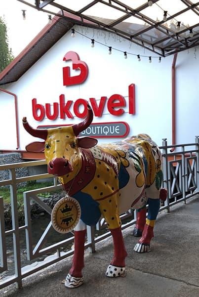 السياحة في أوكرانيا بوكوفيل bukovel