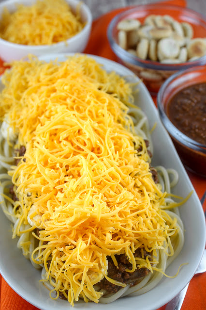 Cincinnati Chili is one of the most interesting dishes you'll ever taste!