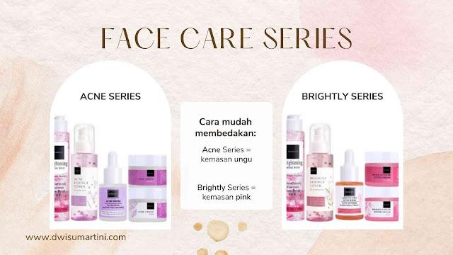 Face Care Series Scarlett Whitening