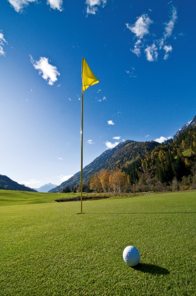 vacanza golf alto adige