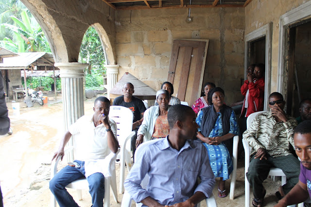 ENGAGING OIL PRODUCING COMMUNITIES ON THE PIB (CALABAR PHOTOS)