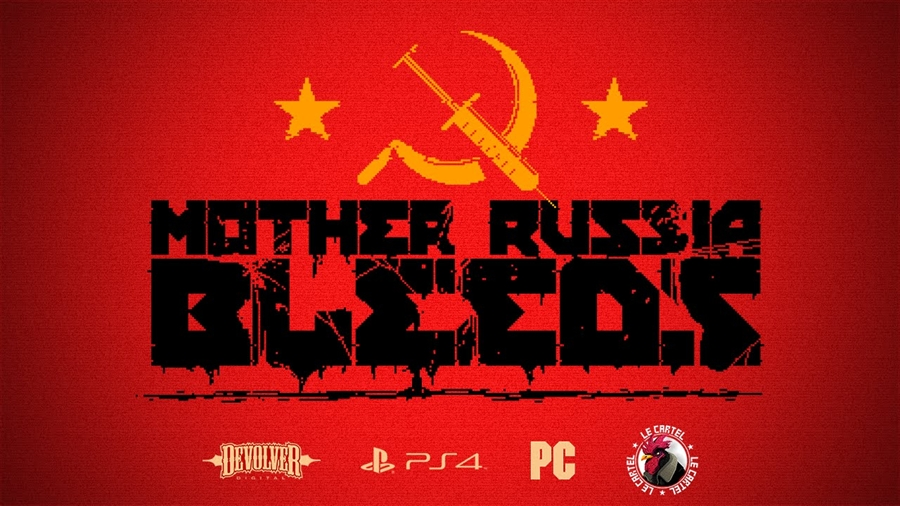 Mother Russia Bleeds Free Download Poster