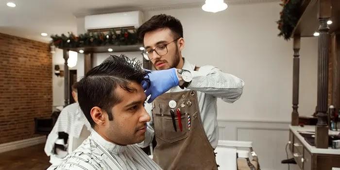 peluang usaha jasa cukur rambut