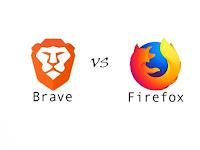 Brave vs Firefox Browser Mana yang Lebih Baik di Android