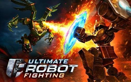 Ultimate Robot Fighting Latest Version APK+DATA