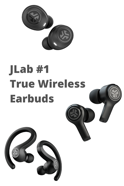 Wireless Earbuds for Active Lifestyes
