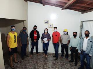 Vereadores solicitam ajuda para comerciantes e igrejas em Itiruçu