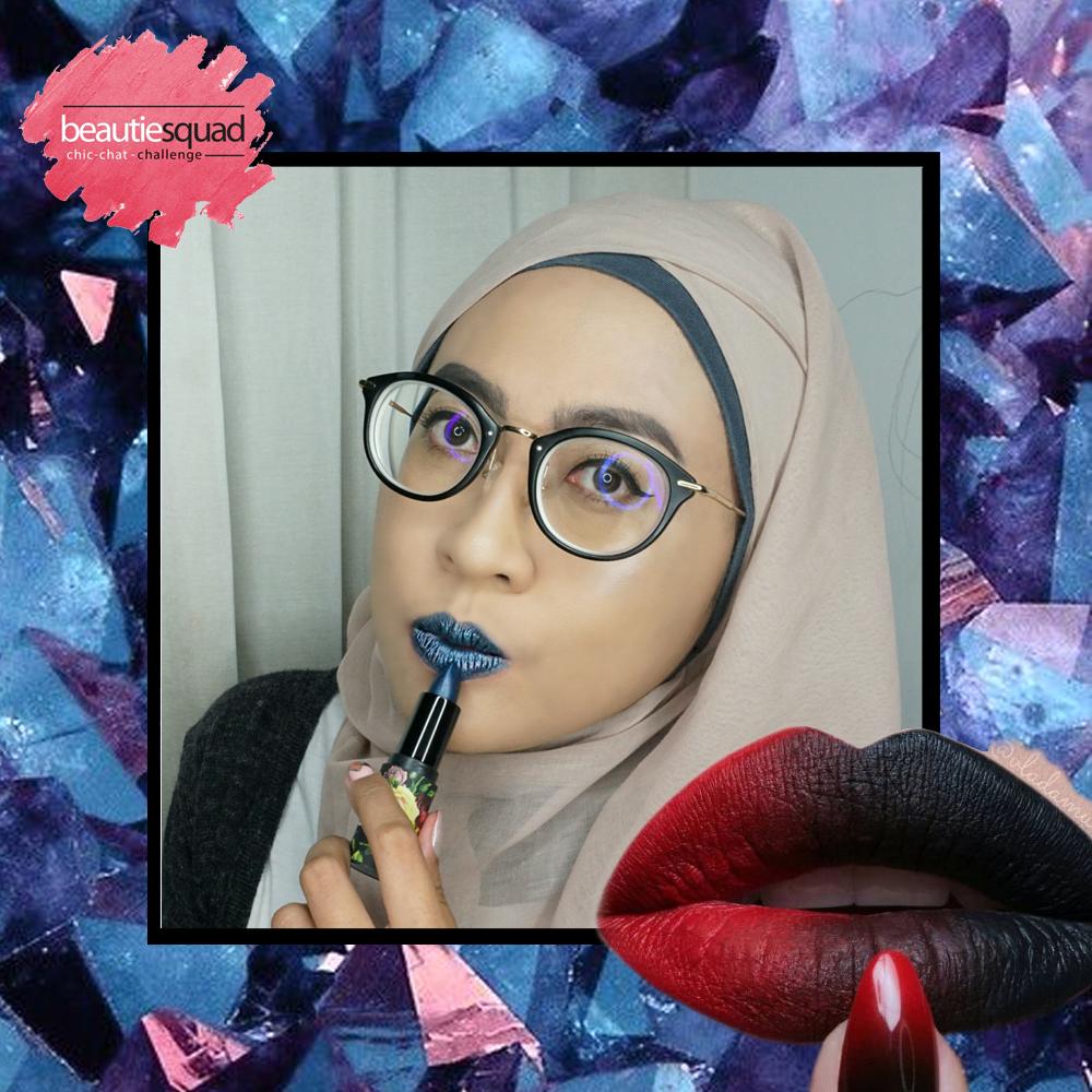 lipstik biru