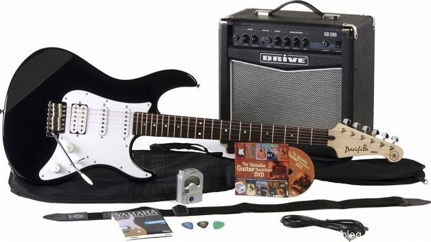 Harga Gitar Listrik Yamaha