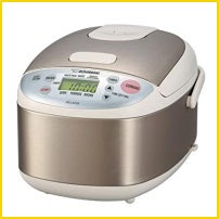 Zojirushi NS-LAC05XT Micom Rice Cooker Mini