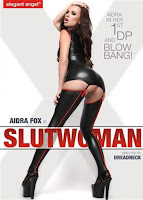Aidra Fox is Slutwoman xXx (2015)