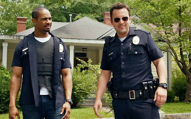 Let's Be Cops comedy movie