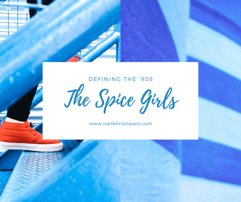 Defining the '90s through the Spice Girls