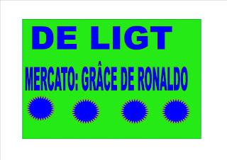 MERCATO: GRÂCE DE RONALDO de LIGT vient de signé pour la Juventus et l'annonce officielle mercredi