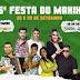 Confira a programação da 15ª edição da Festa do Maxixe em Tacaimbó, PE