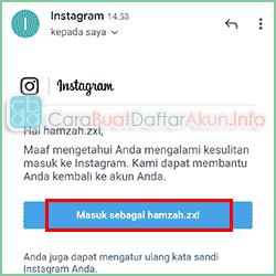 cara membuka Instagram yang lupa password dan email dan nomor hp dan Faceboook