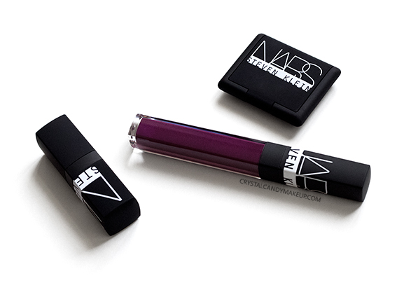 NARS x Steven Klein Color Collection Review Photos Swatches