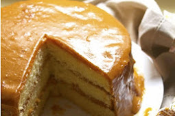 REAL DEAL SOUTHERN CARAMEL CAKE RECIPE