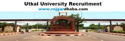 Utkal University 2017-2018