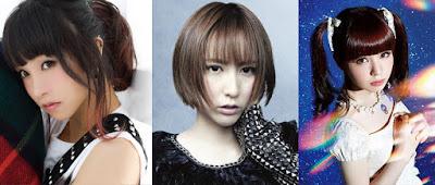 LiSA - Aoi Eir - Haruna Luna - Anison