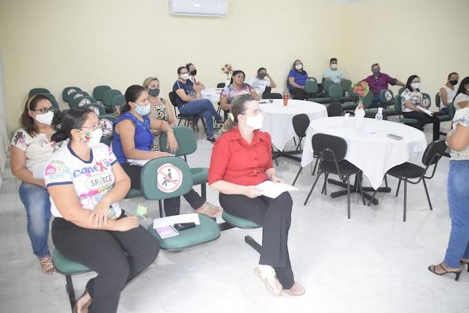 Educação de Cariré promoveu a reunião do Conselho Municipal de Educação (CME)