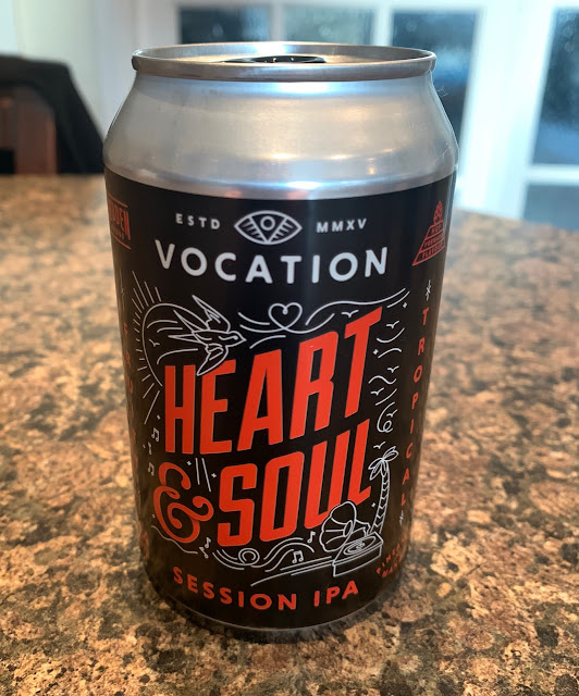 Heart & Soul Session IPA Beer