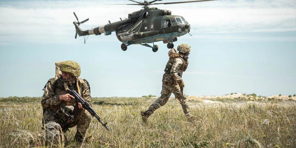 За п'ять років із ЗСУ звільнилось 130 тисяч військових
