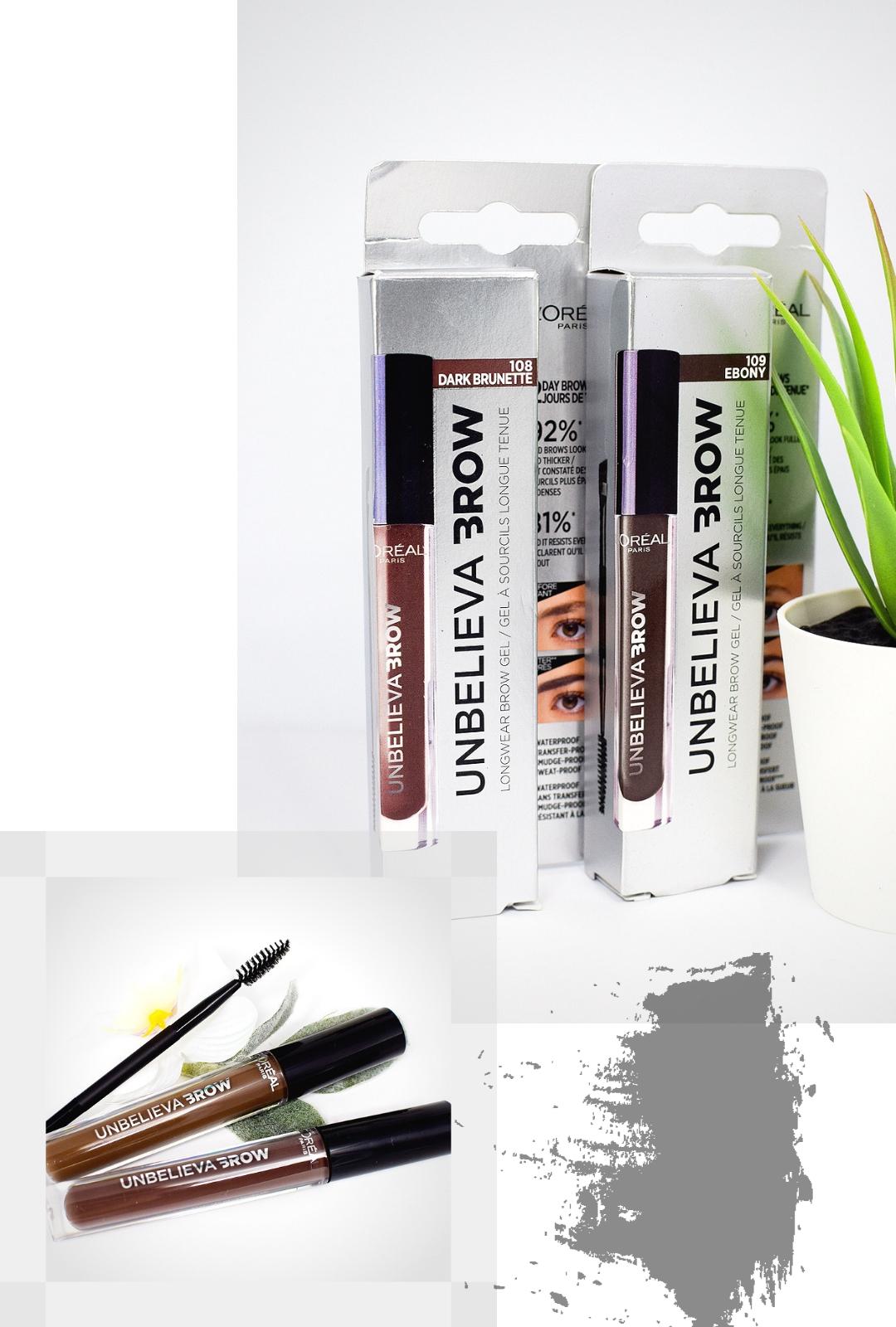 Was kann das neue L'Oréal Unbelieva-Brow Augenbrauen Gel?