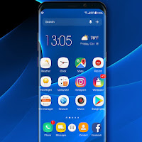 S9 launcher theme &wallpaper Apk free for Android