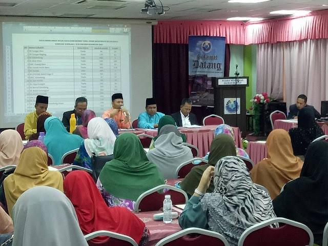 Kelas Al-Quran dan Fadhu Ain di setiap Sekolah Kebangsaan (SK)
