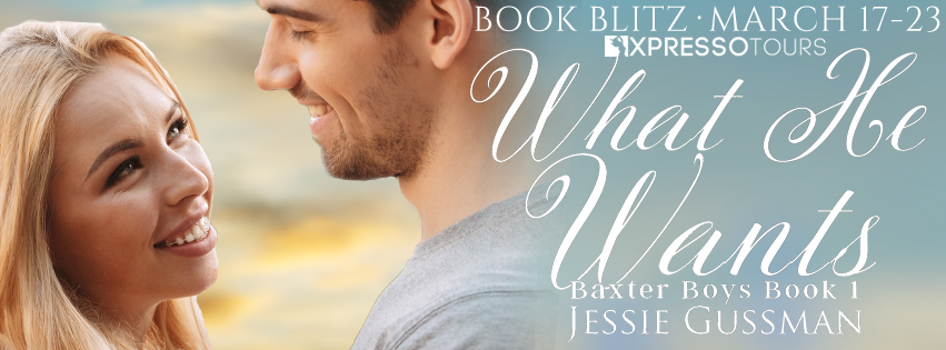 What He Wants by Jessie Gussman Blitz & Giveaway