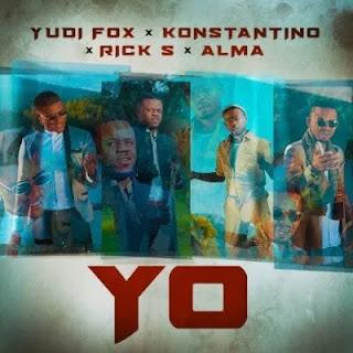 Yudi Fox x Konstantino x Rick S x Alma - YO (Zouk) 2020 (Download)