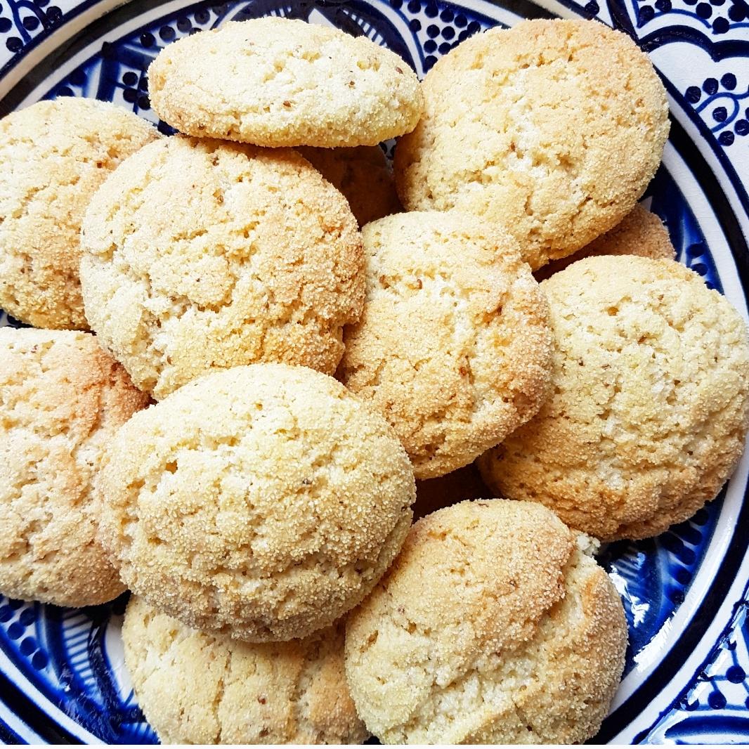 wat alleen marokkaanse koekjes recepten