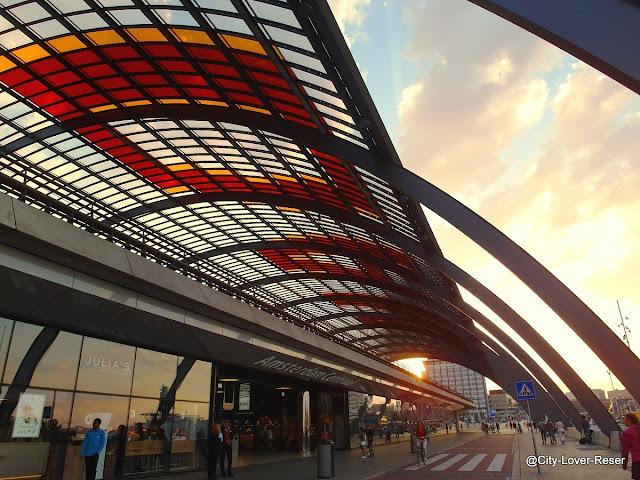 Amsterdam -centralstation