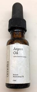 Amelia Moss Pure Argan Oil