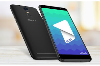 Blu Vivo One Plus Launched With 4000mAh Battery, 18:9 Display