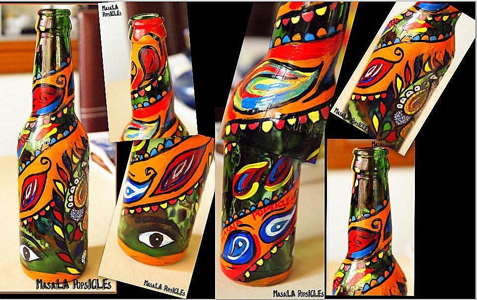 Bottle Art 108