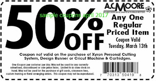 AC Moore coupons for april 2017