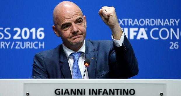 FIFA President, Gianni Infantino has criminal proceedings launched against him in Switzerland