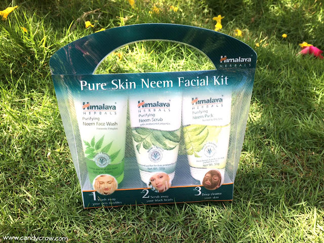 Himalaya Pure Skin Neem Facial Kit Review