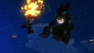 ヒロアカ 映画 | 緑谷出久 デク かっこいい | Midoriya Izuku | 僕のヒーローアカデミア ワールド ヒーローズミッション | My Hero Academia | Hello Anime !
