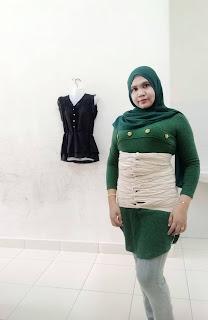Bengkung lilit jawa, bengkung tradisional, qiya Saad Tailor, tukang jahit Klang selangor, bengkung bersalin, ibu berpantang, kelebihan memakai bengkung, pakai bengkung untuk kempiskan perut, maternity wear, javanese wrap, belly binding wrap, girdle,