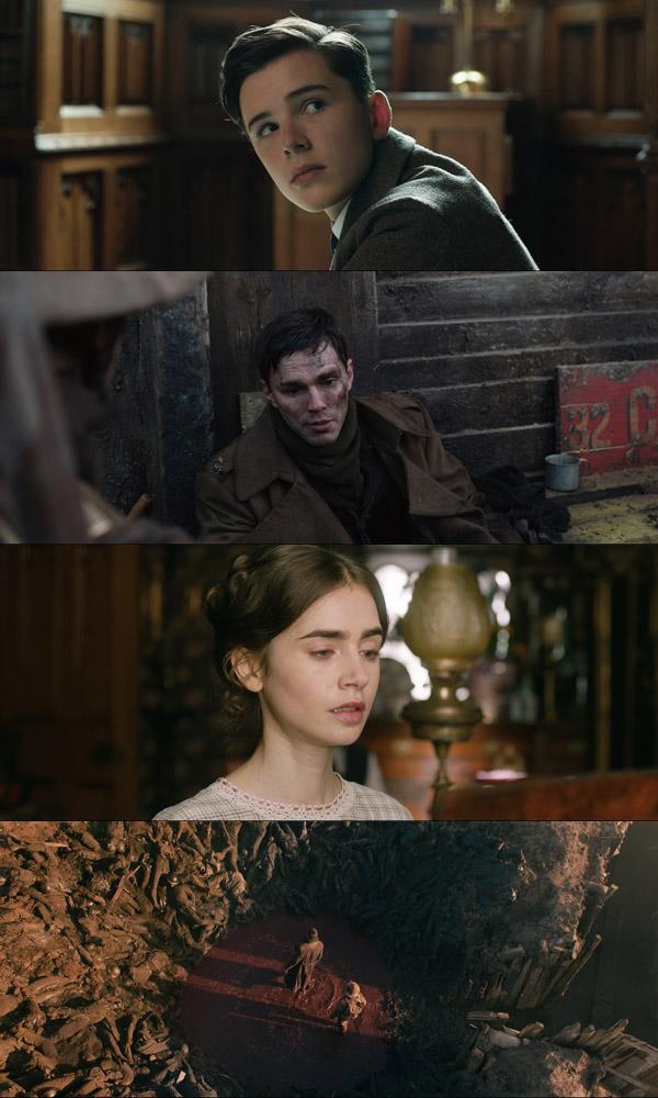 Tolkien 2019 Dual Audio ORG Hindi BluRay HD 720p 1GB ESubs DD5.1Ch poster