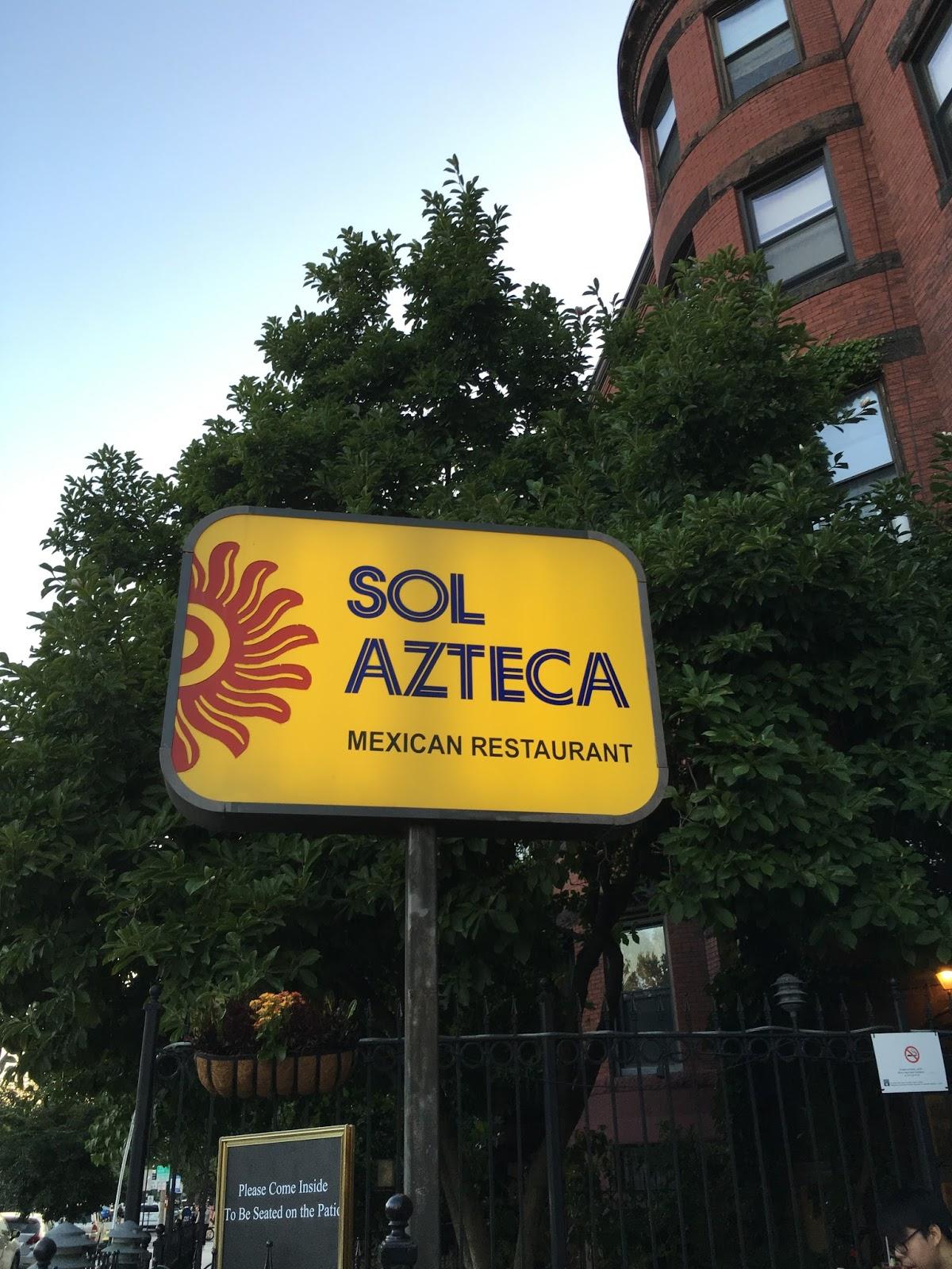 Sol Azteca in Brookline